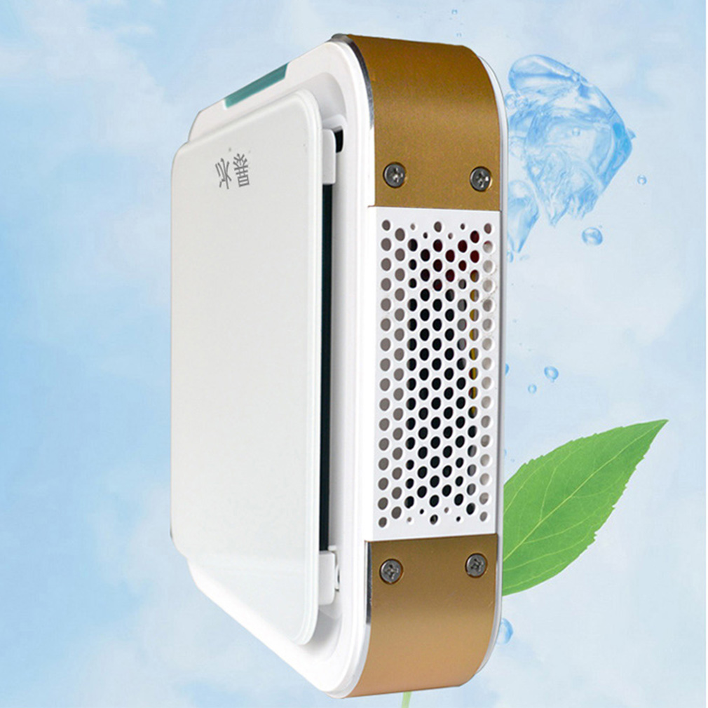 Clearence!Portable Automatic Detection Intelligent Office Home Car Air Purifier Effective Anion Dual Use Air Cleaner For Purifying Air
