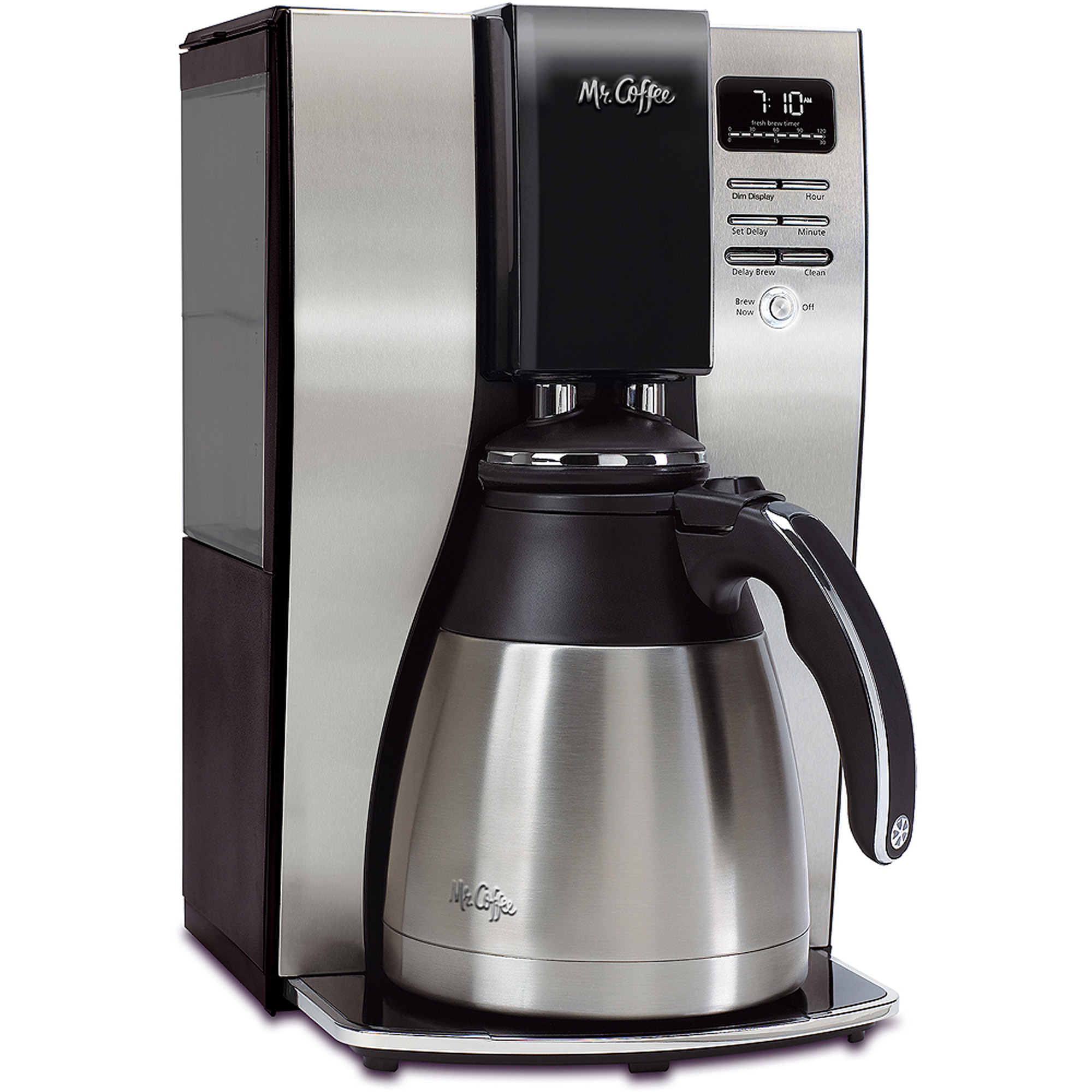 Mr. Coffee 10-Cup OptimalBrew Thermal Coffee Maker, BVMC-PSTX91-WM