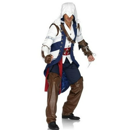 Assassin's Creed 5PC.Connor - Assassin's Creed 4 Black Flag Halloween Costume