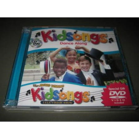 Songs 4 Kids: Dance-A-Long (Includes DVD)