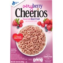 Breakfast Cereal: Cheerios