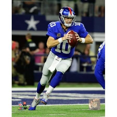Eli Manning 2015 Action Sports Photo