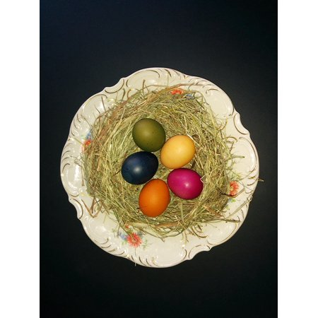 LAMINATED POSTER Easter Egg Egg Easter Decorations Easter Dye Eggs Poster Print 24 x - Easter Home Decorations