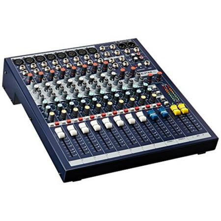 8 Channel Rackmount Mixer - soundcraft epm8 8-channel multi-format mixer
