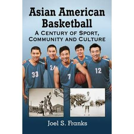 Asian American Basketball - eBook