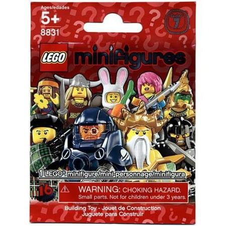 Lego Minifigure Costumes (LEGO LEGO Minifigures Series 7 Mystery)