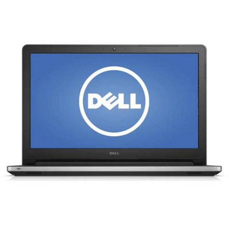 "Refurbished Dell i5555-2843SLV 15.6""  A10-8700P 1.80GHz  12GB RAM, 1TB HDD Win10-Silver"