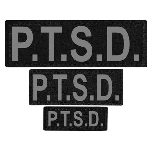 Dogline P.T.S.D. Removable Velcro Patches