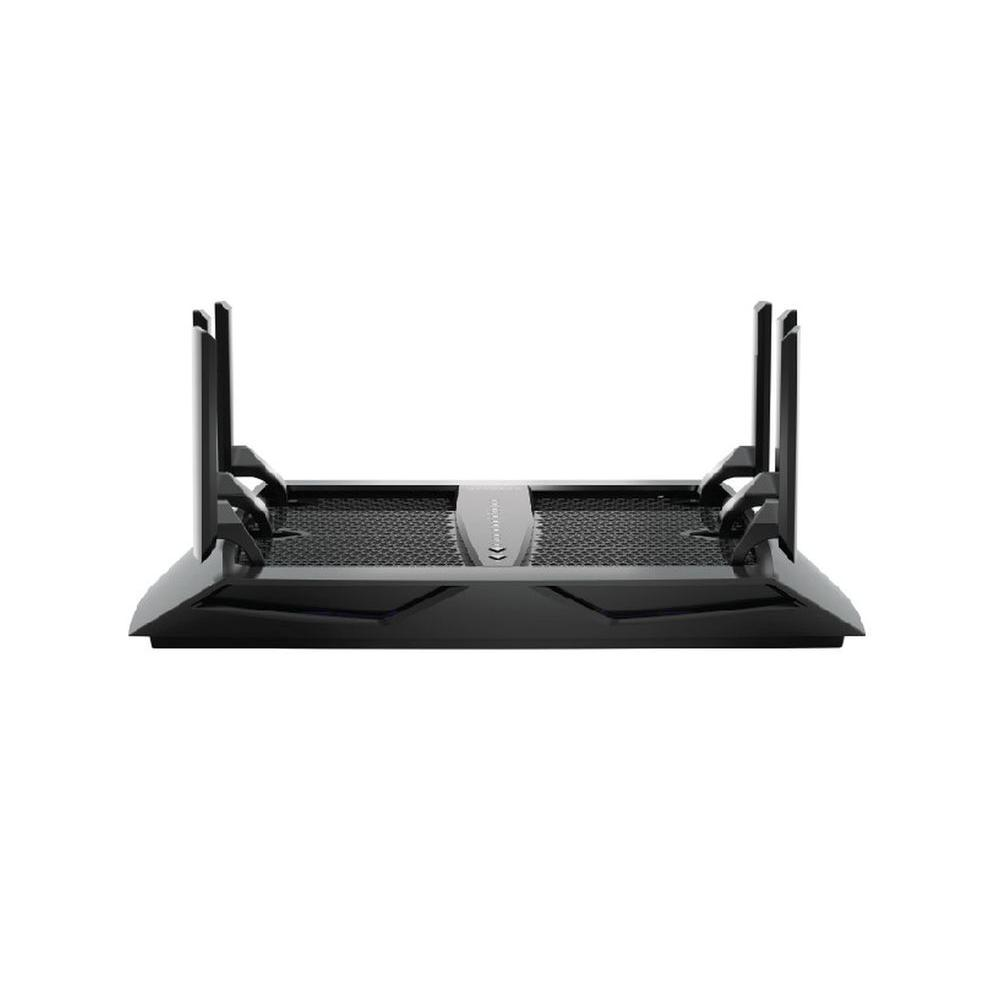 Netgear R8000-100NAR (R8000-100NAS) Nighthawk X6 AC3200 Tri-Band Gigabit Wi-Fi Router (Certified Refurbished) by NETGEAR