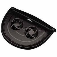 Fellowes Laptop Cool Riser, Black (8018201)