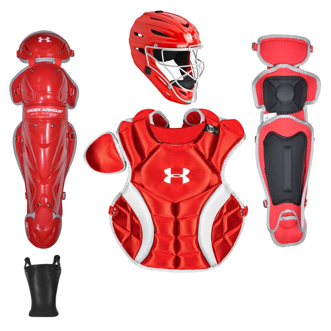 Under Armour PTH Victory Series NOCSAE Youth Baseball Catcher's Package