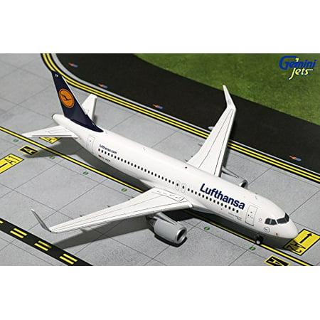 Gemini200 Lufthansa A320 200 1 200 Scale Airplane Model