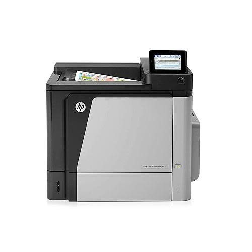 HP LaserJet M651n Laser Printer - Color - 1200 x 1200 dpi Print - Plain Paper Print - Desktop