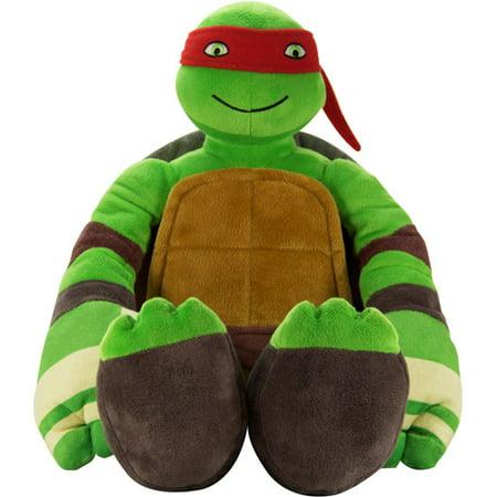 Nickelodeon Teenage Mutant Ninja Turtles Raphael Pillow ...