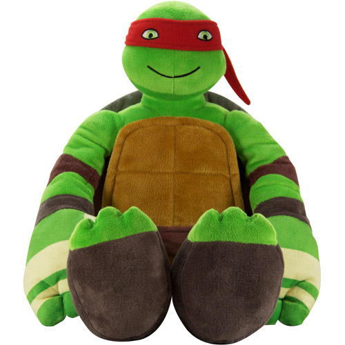 Nickelodeon Teenage Mutant Ninja Turtles Raphael Pillow Buddy, 1 Each