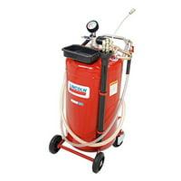 Lincoln 3637 - 25 Gallon (95 Liter) Fluid Evacuator
