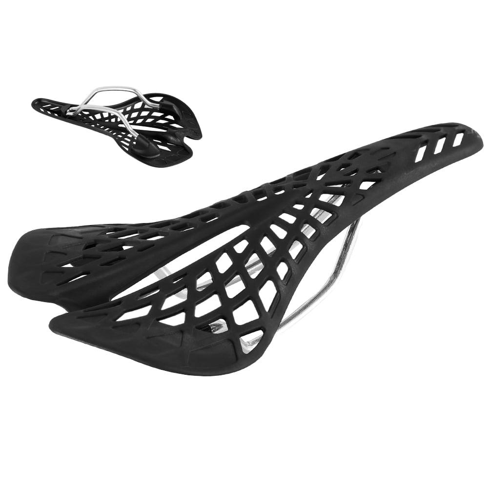 Inbuilt Saddle Suspension MTB Cycling Plastic Bicycle Bike Saddle Seat Cushion