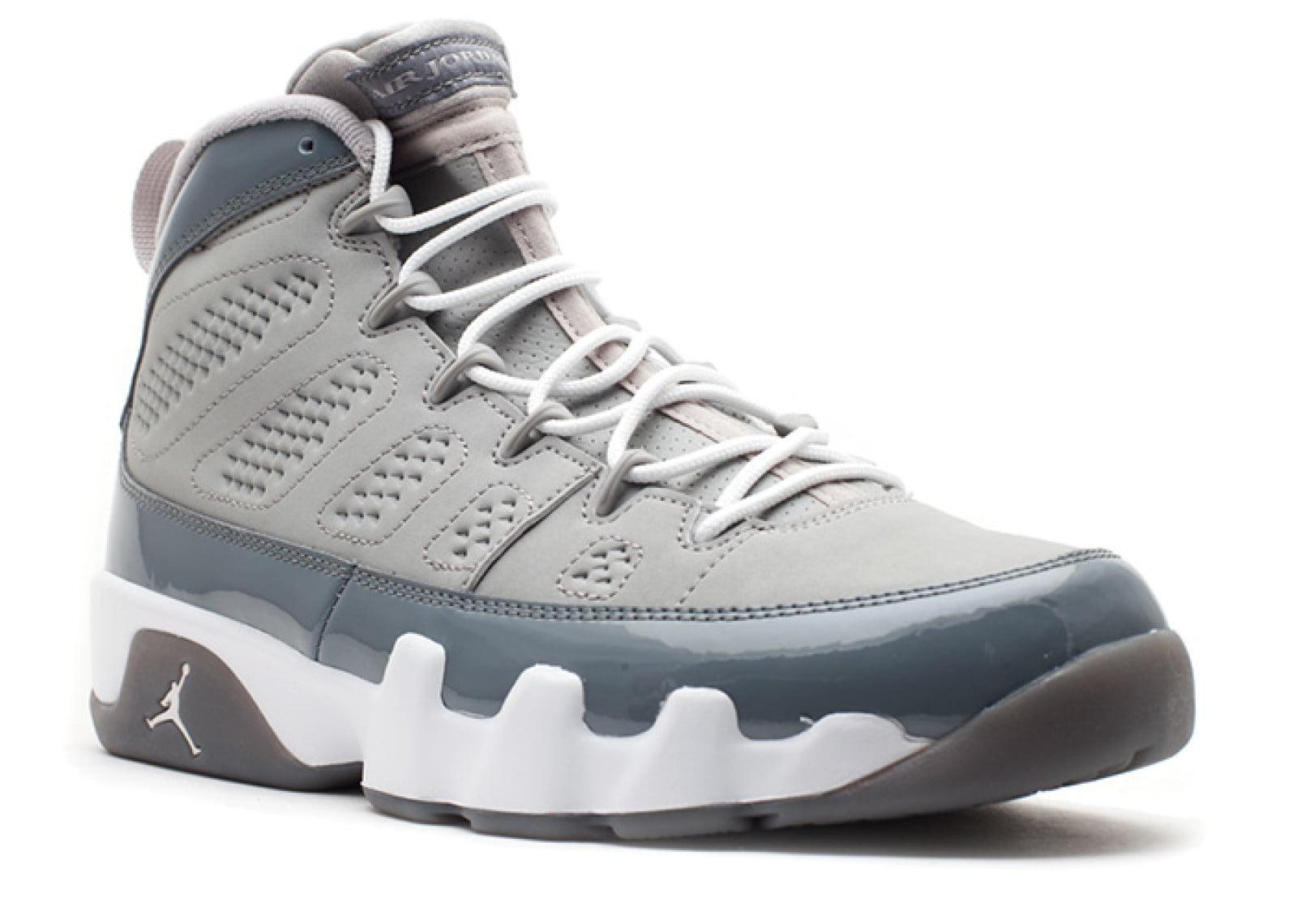 fd4da5ec3a3e3d Air Jordan - Men - Air Jordan 9 Retro  Cool Grey 2012 Release  - 302370-015  - Size 10