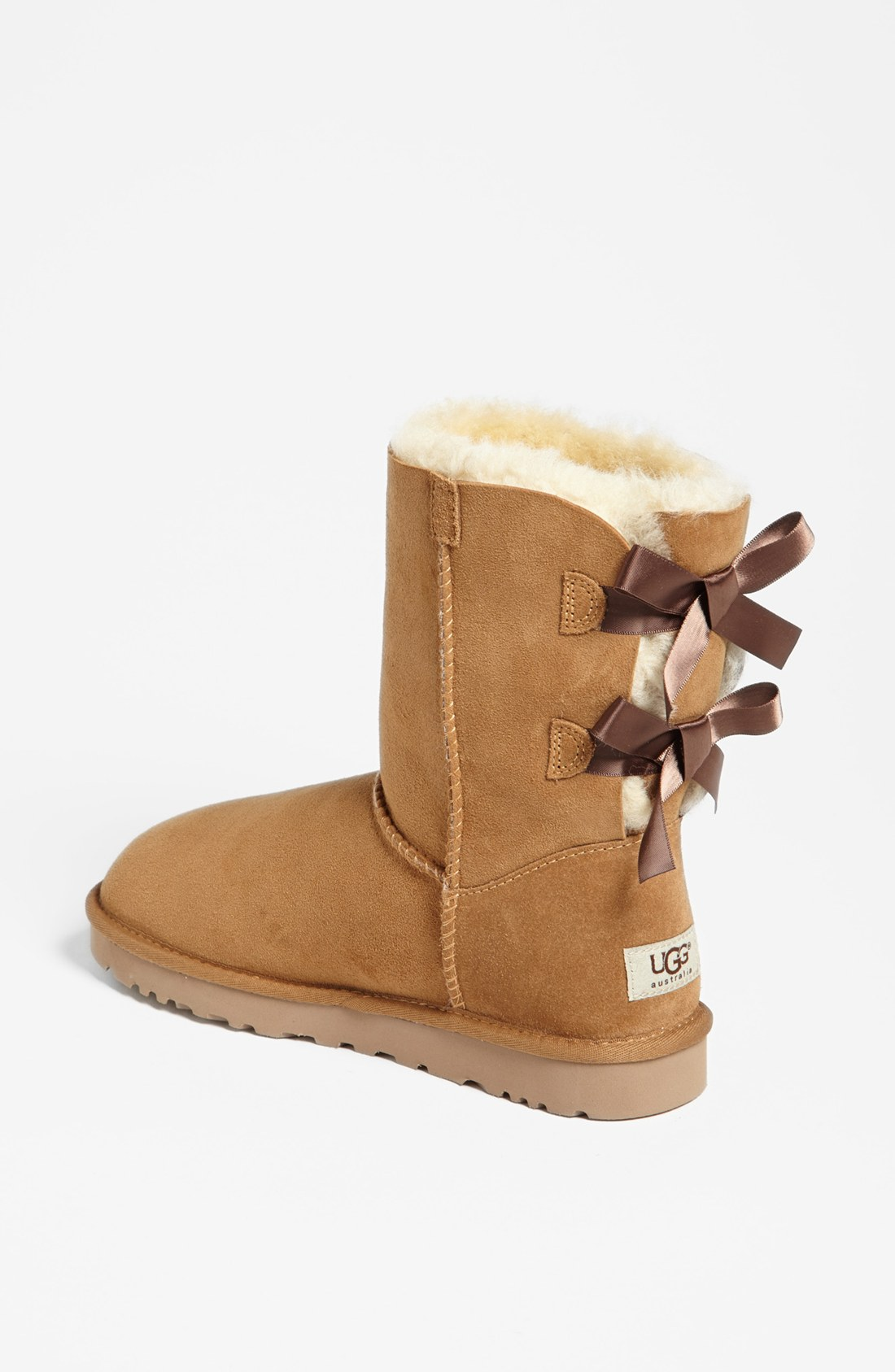 a6181e707dc Ugg Bailey Bow Boots Womens Style : 1002954