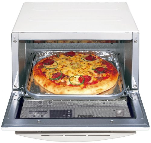 Panasonic PAN NB G110PW Flash Xpress Toaster Oven White Walmart