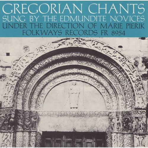 Edmundite Novices - Gregorian Chants [CD]