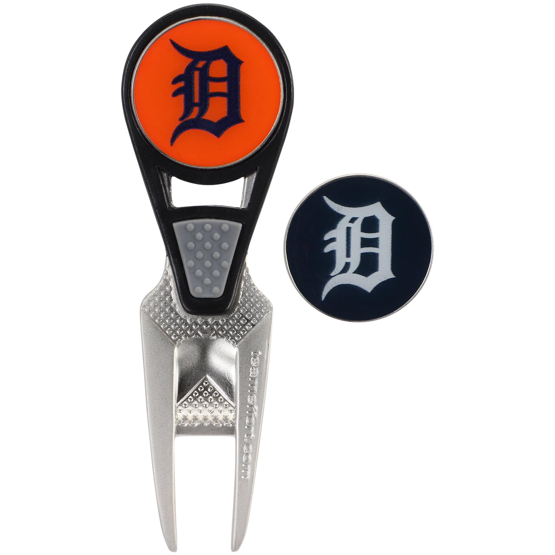 Detroit Tigers CVX Repair Tool & Ball Markers Set - No Size