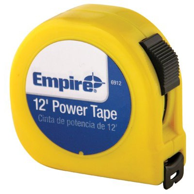 Empire Level Tape Measures - 6912 SEPTLS2726912