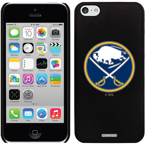 Buffalo Sabres Primary Logo Design on iPhone 5c Thinshield Snap-On Case by Coveroo