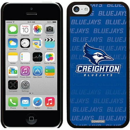 Creighton Repeating Design on iPhone 5c Thinshield Snap-On Case by Coveroo