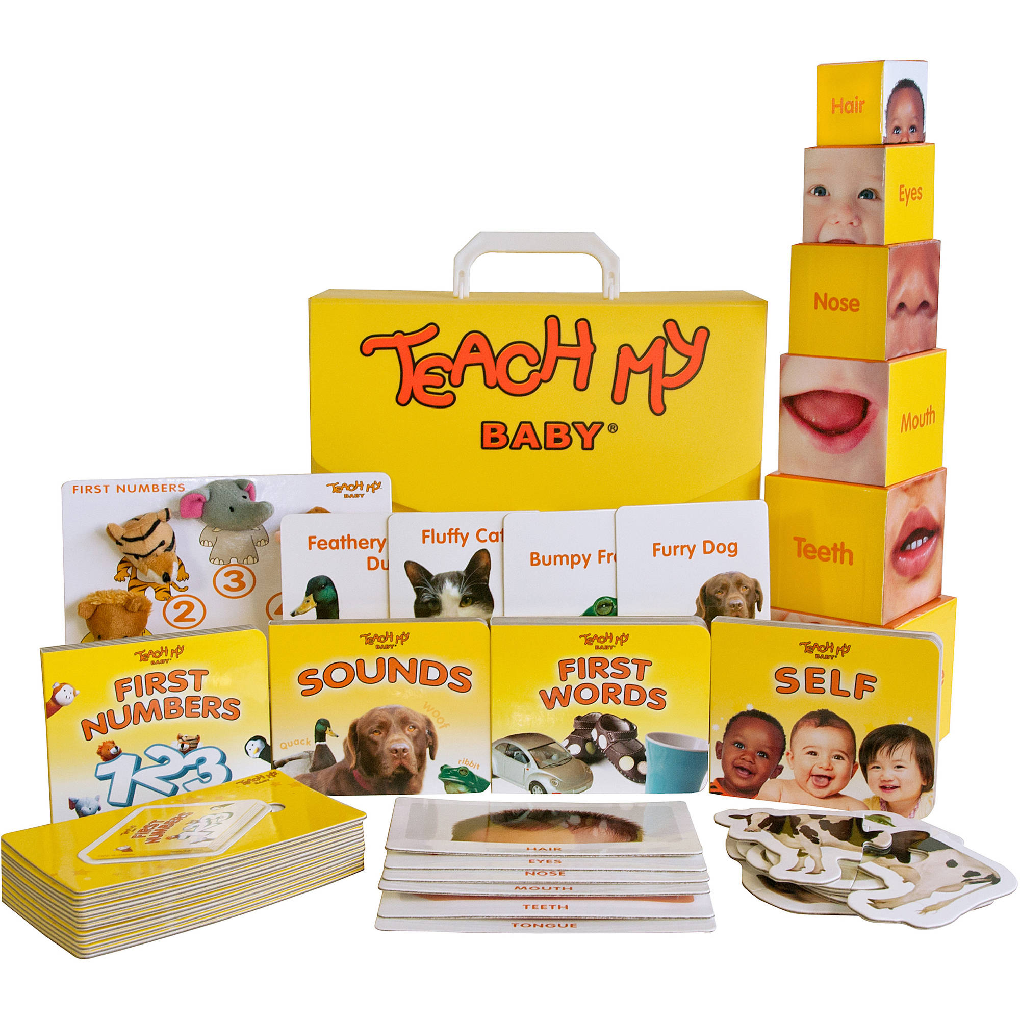 Teach My Baby Learning Kit