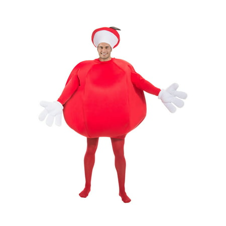 Adult Apple Costume - Costume Apple