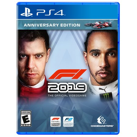 F1 2019 Anniversary Edition, THQ-Nordic, PlayStation 4,