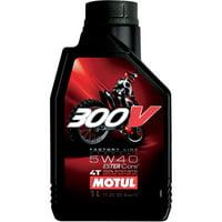 Motul 104129 300V Synthetic Motor Oil - 15W50 - 4L.