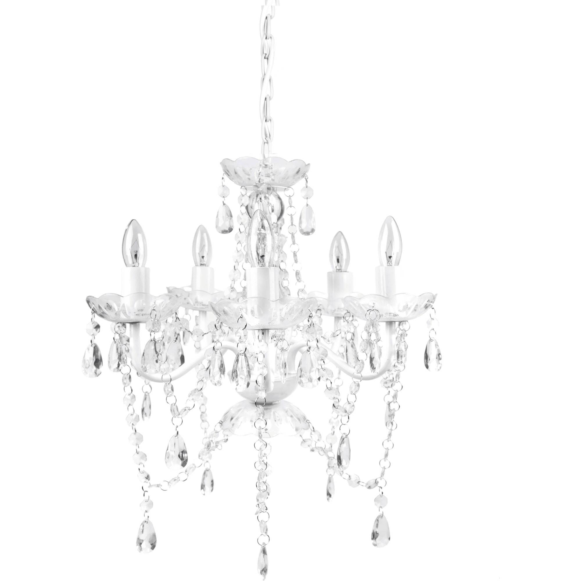 tadpoles bulb chandelier, white diamond  walmart, Lighting ideas