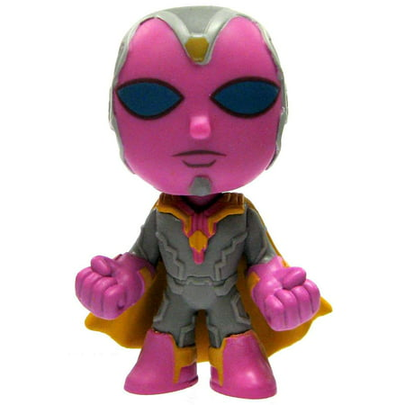 Funko Marvel Avengers Age of Ultron Mystery Minis Vision Mini Figure - Avengers Age Of Ultron Vision