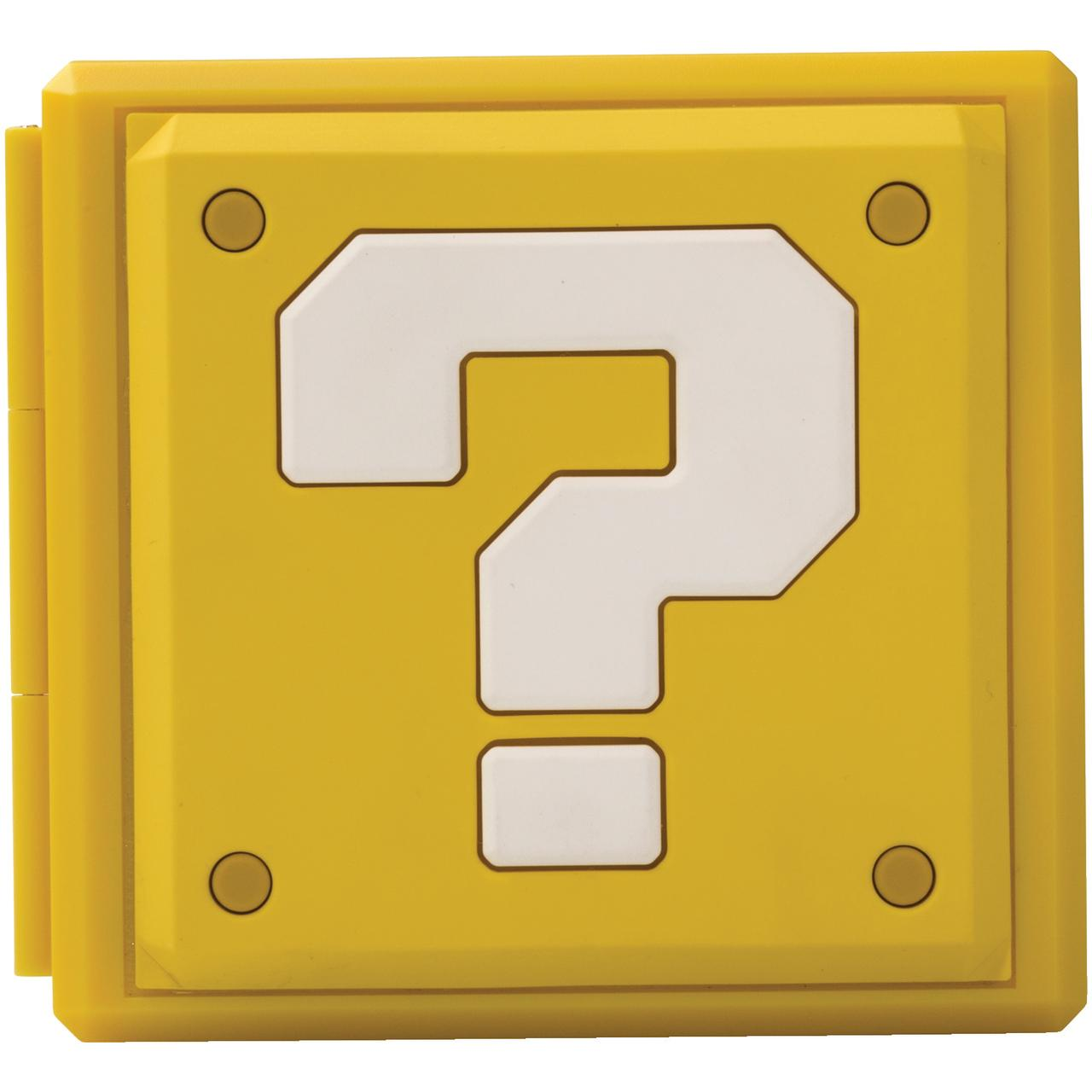 PowerA Game Card Case for Nintendo Switch - Question Block (1502668-01)