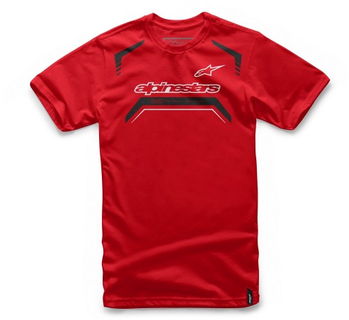 Alpinestars Driven T-Shirt Red Small