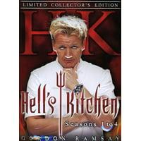 Hell's Kitchen: Seasons 1-4 (DVD)