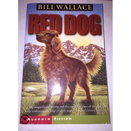 Red Dog By Bill Wallace - image 1 of 1