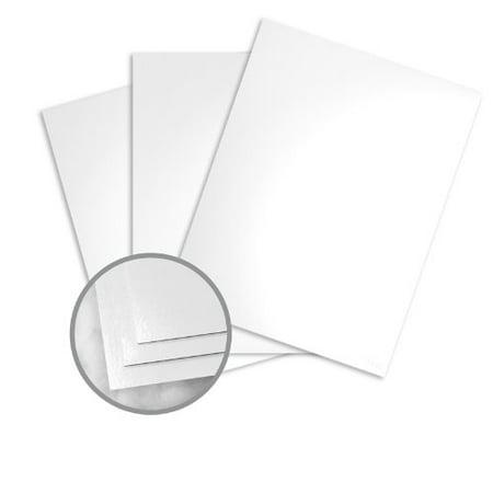 Futura White Paper - 17 x 11 in 100 lb Text Gloss C/2S 500 per Ream