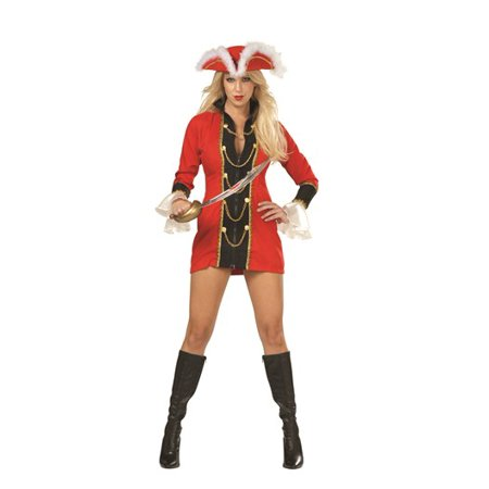 Captain Treasure Plus Size Costume