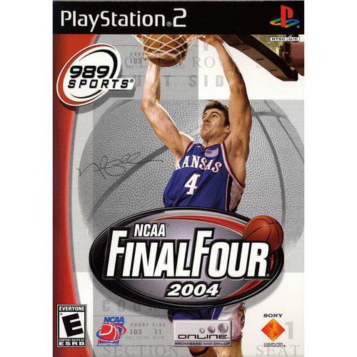 NCAA Final Four 2004 - Playstation 2(Refurbished)