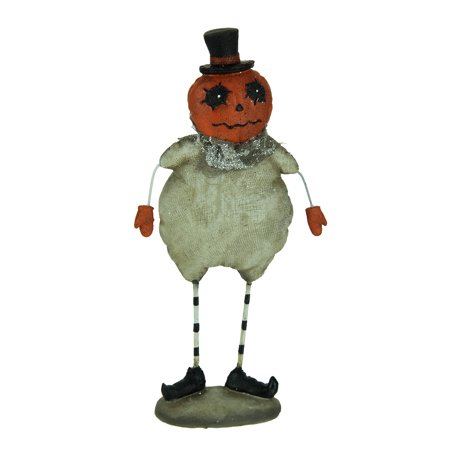 Vintage Look Pumpkin Ghoul Statue Halloween Decor - Halloween Pumkin