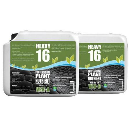 1-Liter - Veg B - Veg Nutrient - NPK 1.25-2.7-5.8 - Heavy 16