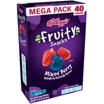 Fruit Snacks: Fruity Snacks