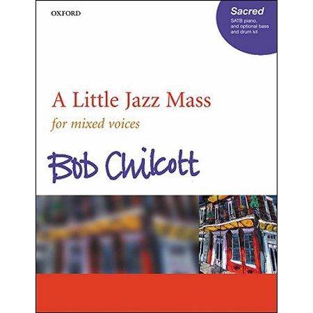 Optional Kit (A Little Jazz Mass for Mixed Voices, Piano, and Optional Bass and Drum Kit: Vocal Score )