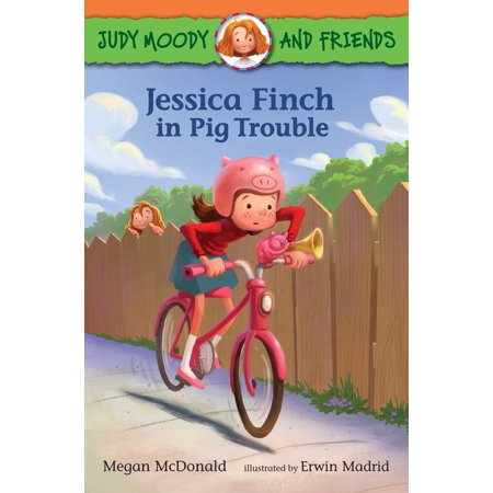 Friend Pig - Judy Moody and Friends: Jessica Finch in Pig Trouble