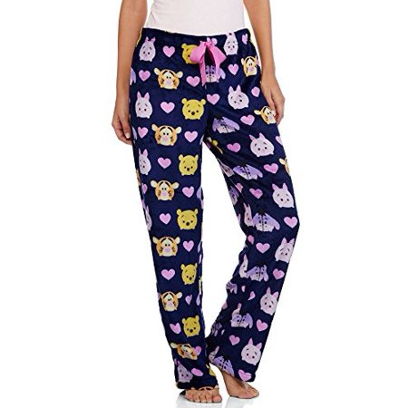 License - Winnie the Pooh Womens Pajama Super Minky Plush Fleece Sleep Pant  XX-Large - Walmart.com 22c73087d395