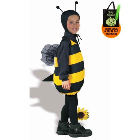 Honey Bee Child Costume Treat Safety Kit - Safety Costume