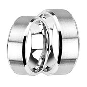 his and hers wedding band set matching wedding rings for him and her 7 - Wedding Rings For Her